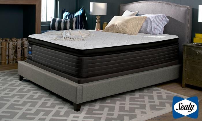 Sealy Merriment Cushion Firm Pillow Top Mattress